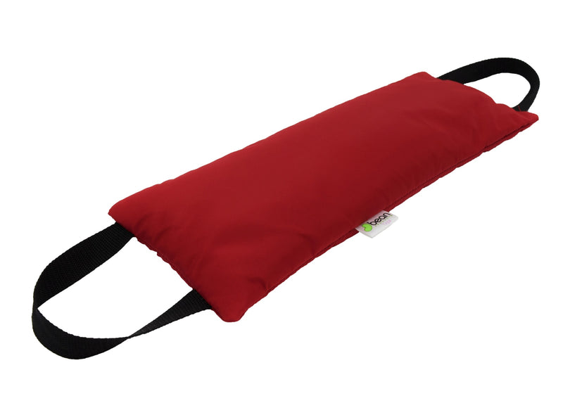 10 Pound Yoga Sandbag Red