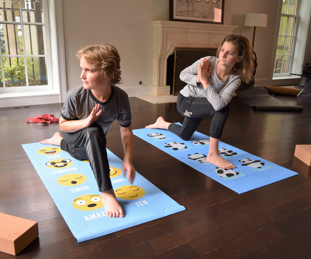 Kid's Yoga Sticky Mat
