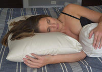 Millet Hull Pillow - Organic - WheatDreamz