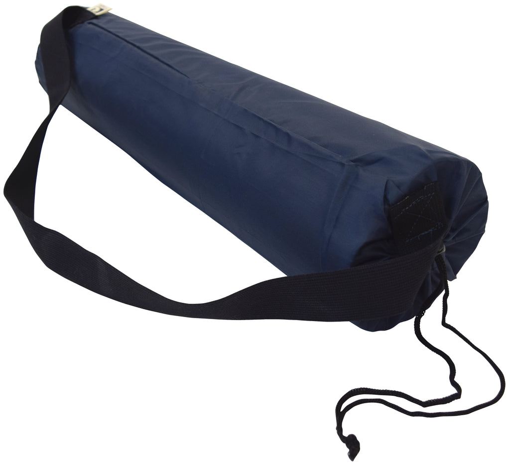 Inexpensive Yoga Mat Bag - recycled polyester