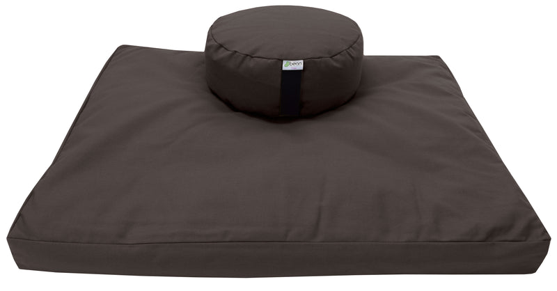 Zafu Zabuton Meditation Cushion Set