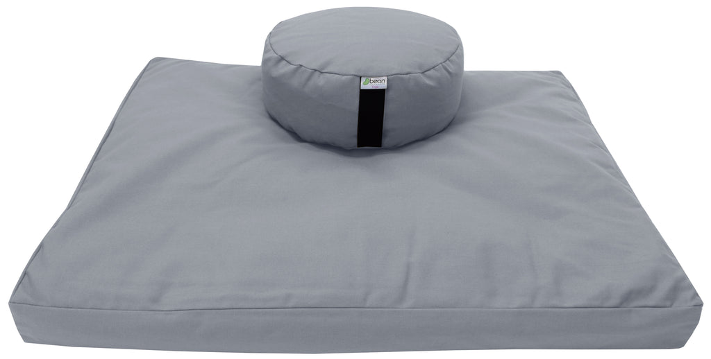Zafu Zabuton Meditation Cushion Set - Cotton