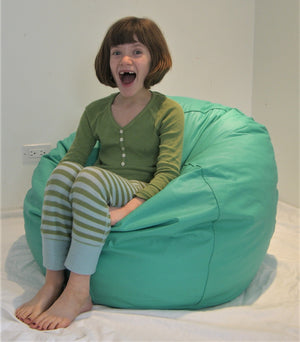 ComfyBean Kid's Bean Bag Chair - Vinyl
