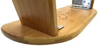 Foldable Bamboo Meditation Bench