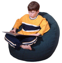 ComfyBean Kid's Bean Bag Chair - Organic Cotton