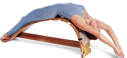 The Whale Therapeutic Back Stretching Bench