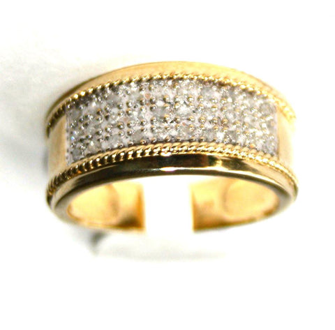 9ct .25ct Diamond Band