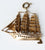 9ct Tall Ship