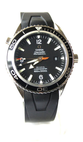 Stainless Steel Omega Seamaster Limited Edition