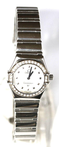 Omega Ladies Diamond Constellation