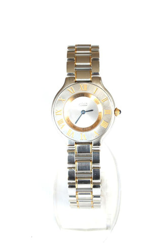 Cartier Ladies 21 Bi-Metal
