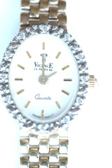 Vicence 9ct gemset ladies