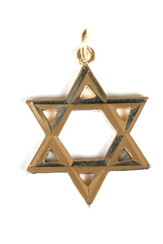 9ct star of david