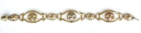 9ct 3 coloured versace