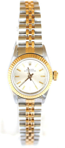 Rolex Ladies Bi-Metal