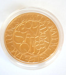 2003 Coronation Jubilee Gold £5 Coin