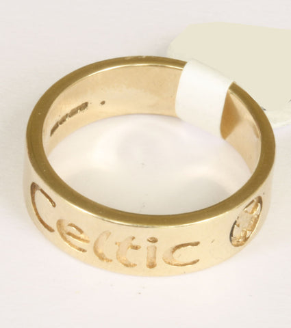 9ct Celtic Band Ring