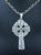 Silver Belcher & Celtic Cross