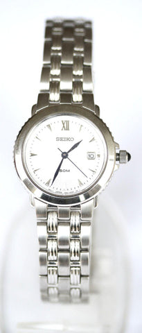 New Ladies Seiko Stainless Steel