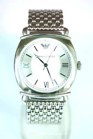 Armani Gents Stainless Steel (AR-0283)