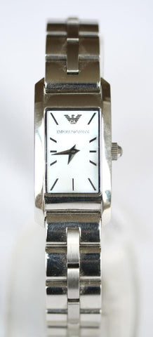 Armani Ladies Dona Stainless Steel