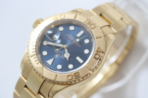 Rolex 18ct Gents Yachtmaster