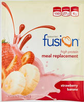 Strawberry Banana Protein Shake- Single Serve Packet