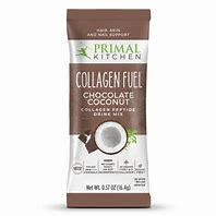 Chocolate Coconut Collagen Fuel - Single  packet