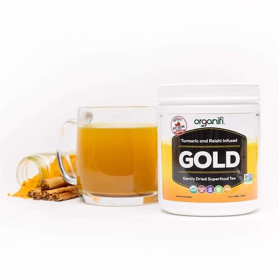 Gold Juice by Organifi