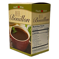 Health Wise - Beef Bouillon