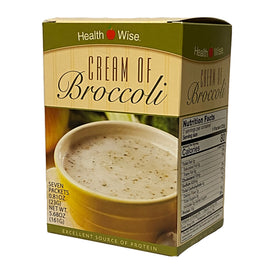 Cream of Broccoli Protein Powder