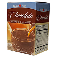 Health Wise - Chocolate Pudding