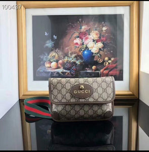 GUCCI VINTAGE BELT BAG - Hustla Boutique