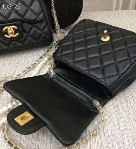 CHANEL DOUBLE BAG - Hustla Boutique