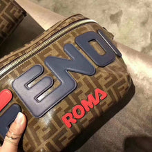 Load image into Gallery viewer, FENDI CANVAS BELT BAG - Hustla Boutique