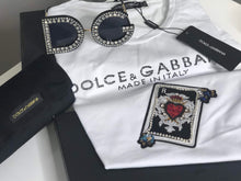 Load image into Gallery viewer, DOLCE & GABBANA LOGO SUNGLASS - Hustla Boutique