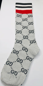 GUCCI SOCKS - Hustla Boutique