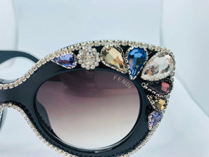FENDI  SUNGLASS - Hustla Boutique