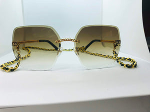CHANEL SUNGLASS - Hustla Boutique
