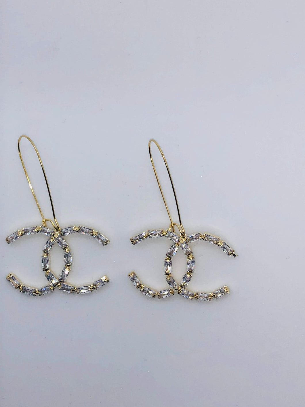 CHANEL EARRINGS - Hustla Boutique