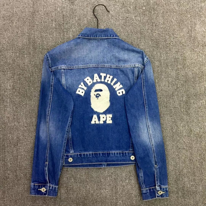BAPE DENIM - Hustla Boutique