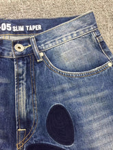 Load image into Gallery viewer, BAPE DENIM JEANS - Hustla Boutique