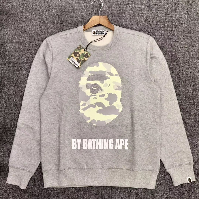 BAPE  SWEATSHIRT - Hustla Boutique