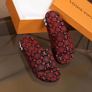 LOUIS VUITTON SLIDE - Hustla Boutique