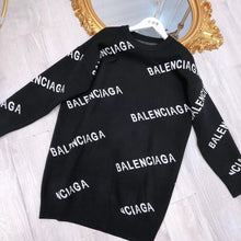 Load image into Gallery viewer, BALENCIAGA SWEATER - Hustla Boutique