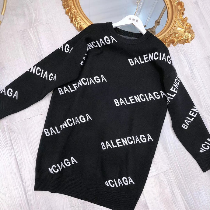 BALENCIAGA SWEATER - Hustla Boutique
