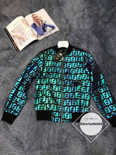 Load image into Gallery viewer, FENDI TRACK JACKET - Hustla Boutique