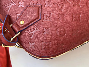 LOUIS VUITTON  ALMA PM - Hustla Boutique