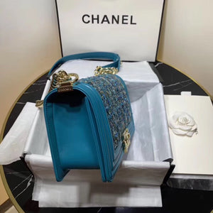 CHANEL BOY BAG - Hustla Boutique