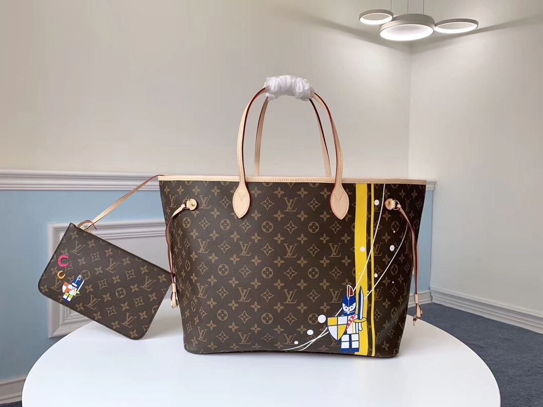 LOUIS VUITTON NEVERFULL GM - Hustla Boutique